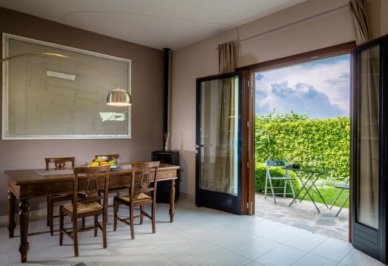 Agriturismo Comomeer en Gardameer Agriturismo Gardameer, luxe en goed restaurant