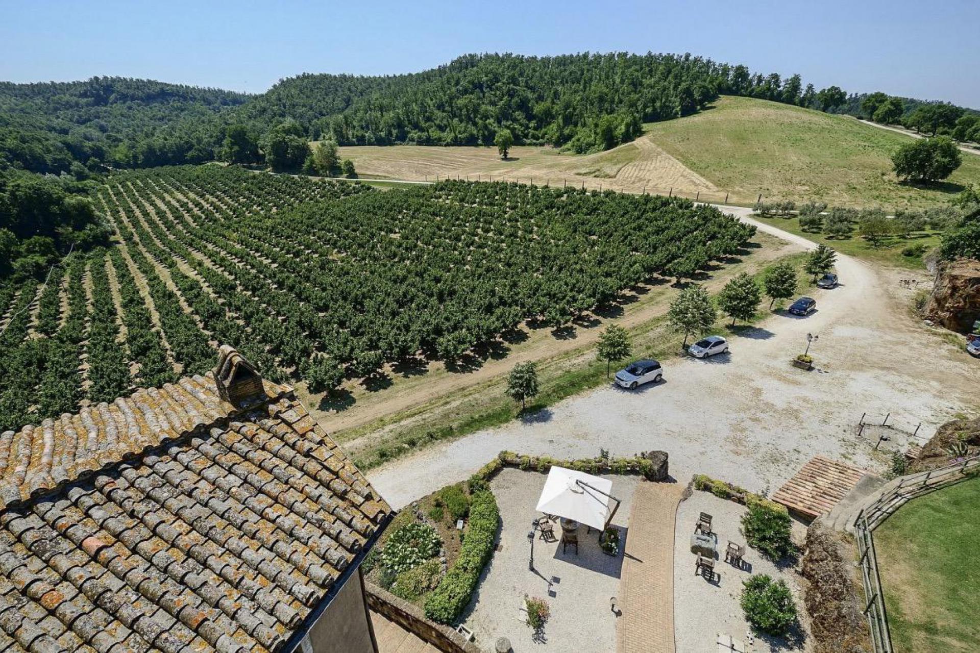 Agriturismo Rome Agriturismo in Lazio nabij de historisch stad Rome