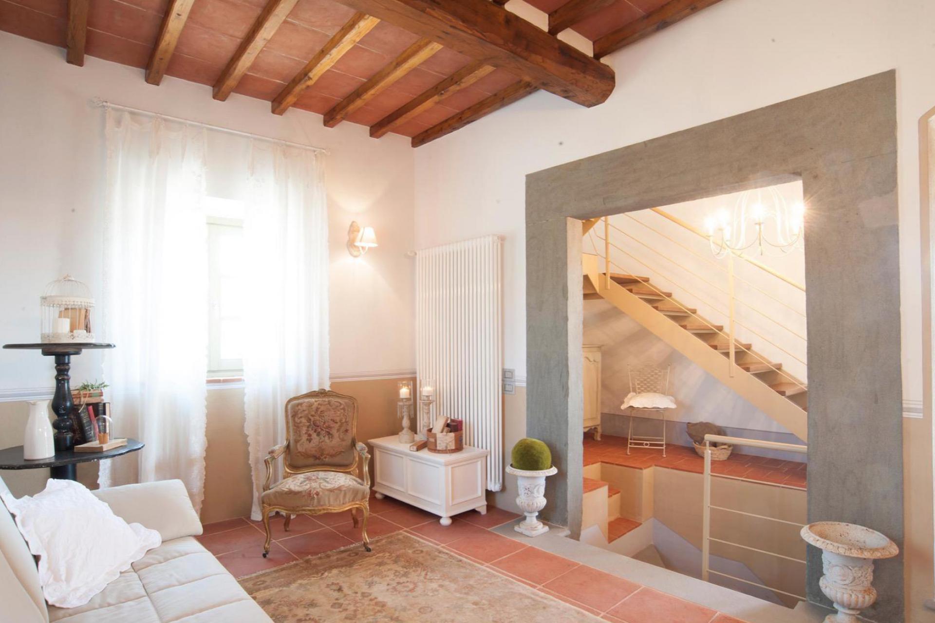 Agriturismo Toscane Agriturismo in Toscane met prachtige design inrichting