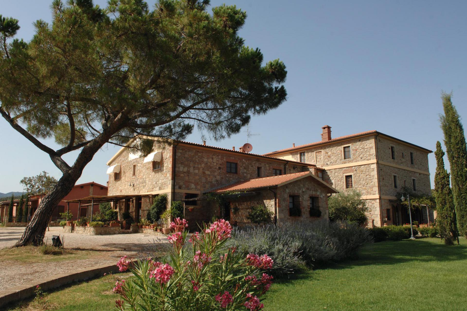 Agriturismo Toscane Agriturismo in Toscane, rustig gelegen en gastvrij