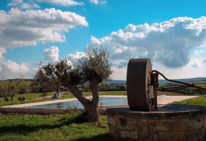 Agriturismo Sicilie Agriturismo op het platteland van Sicilië