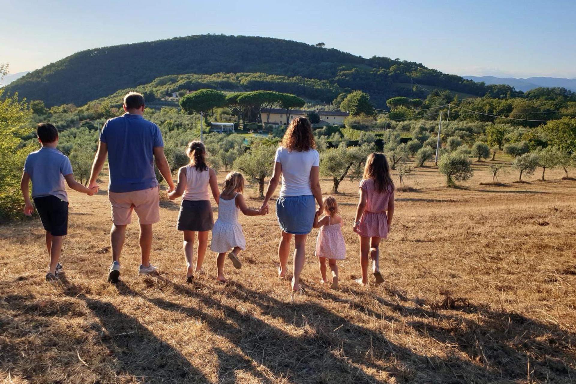 Agriturismo Toscane Agriturismo Toscane, kindvriendelijk en stijlvol