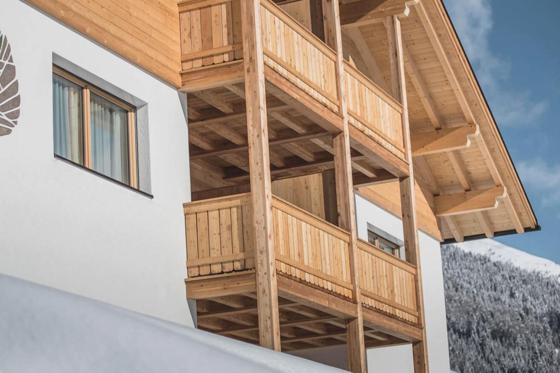 Agriturismo Dolomieten Appartementen in gastvrije boerderij in de Dolomieten
