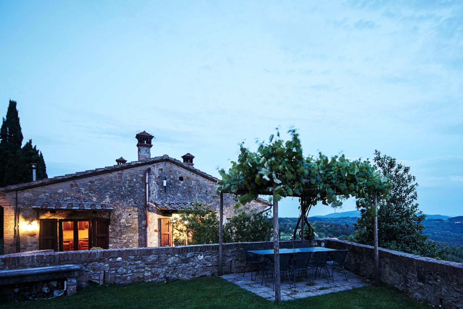 Agriturismo Toscane Authentieke agriturismo en wijnboerderij in Toscane