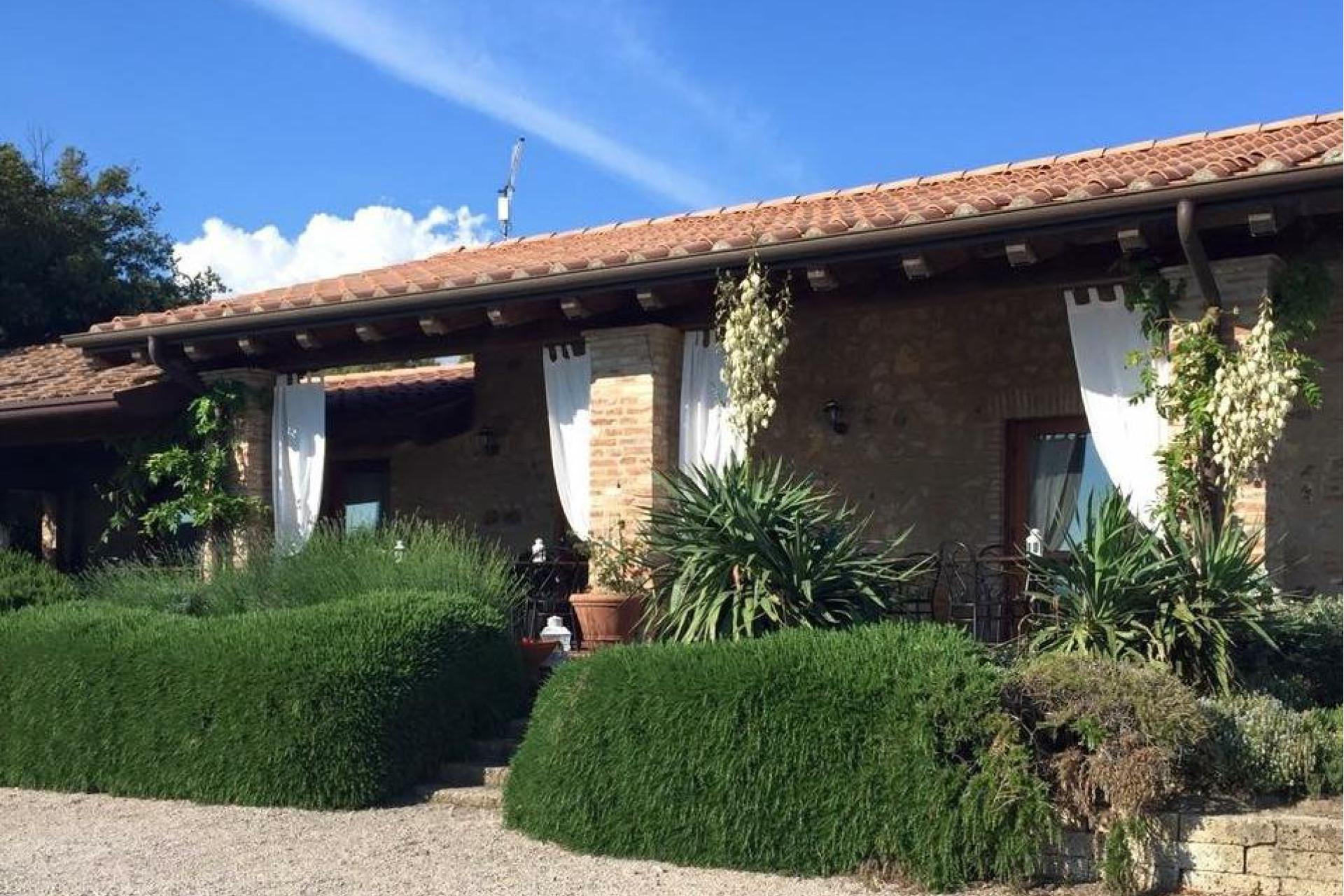 Agriturismo Toscane Biologsiche vakantie-boerderij in Toscane
