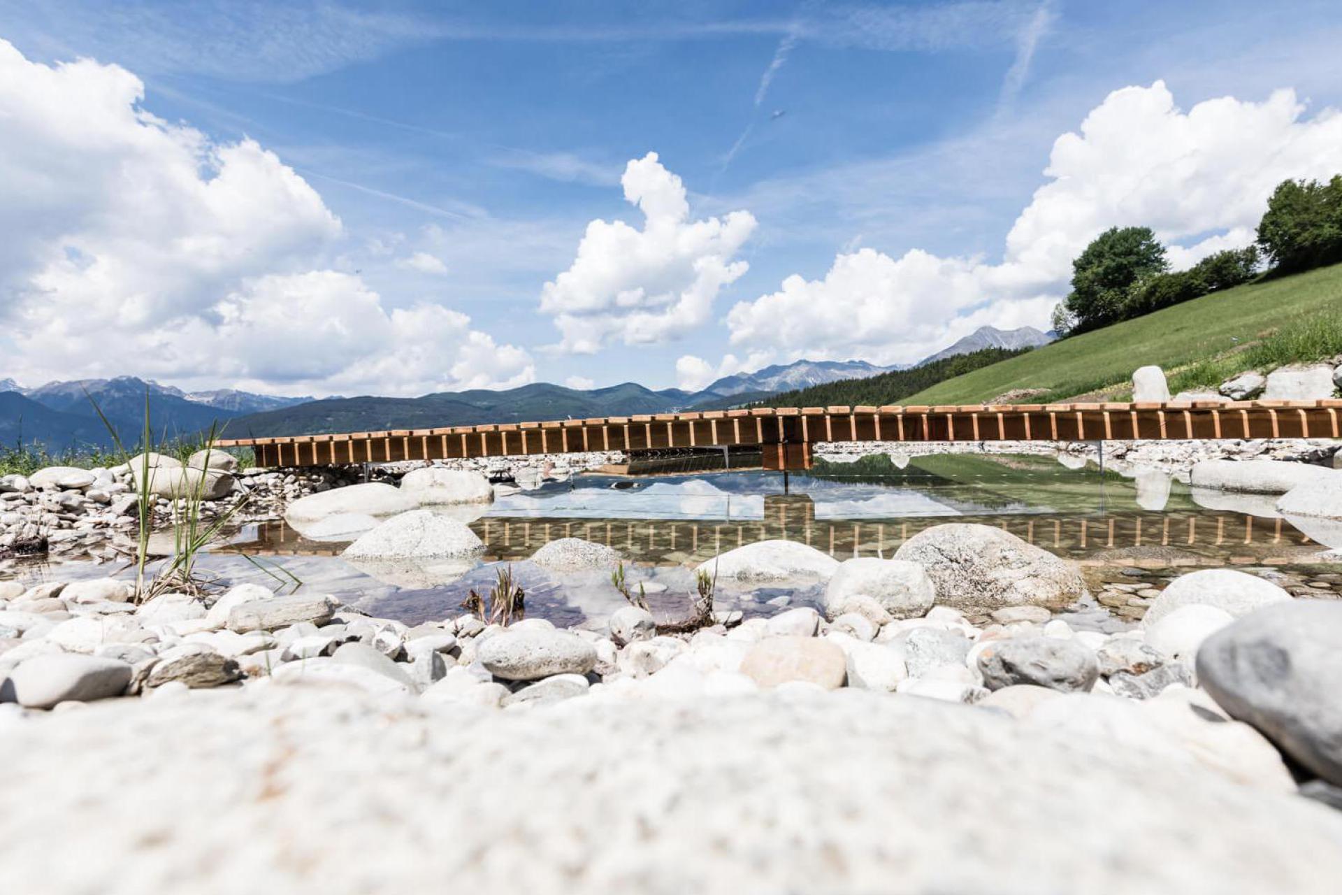 Agriturismo Dolomieten Boerderij met dieren in de bergen van Trentino