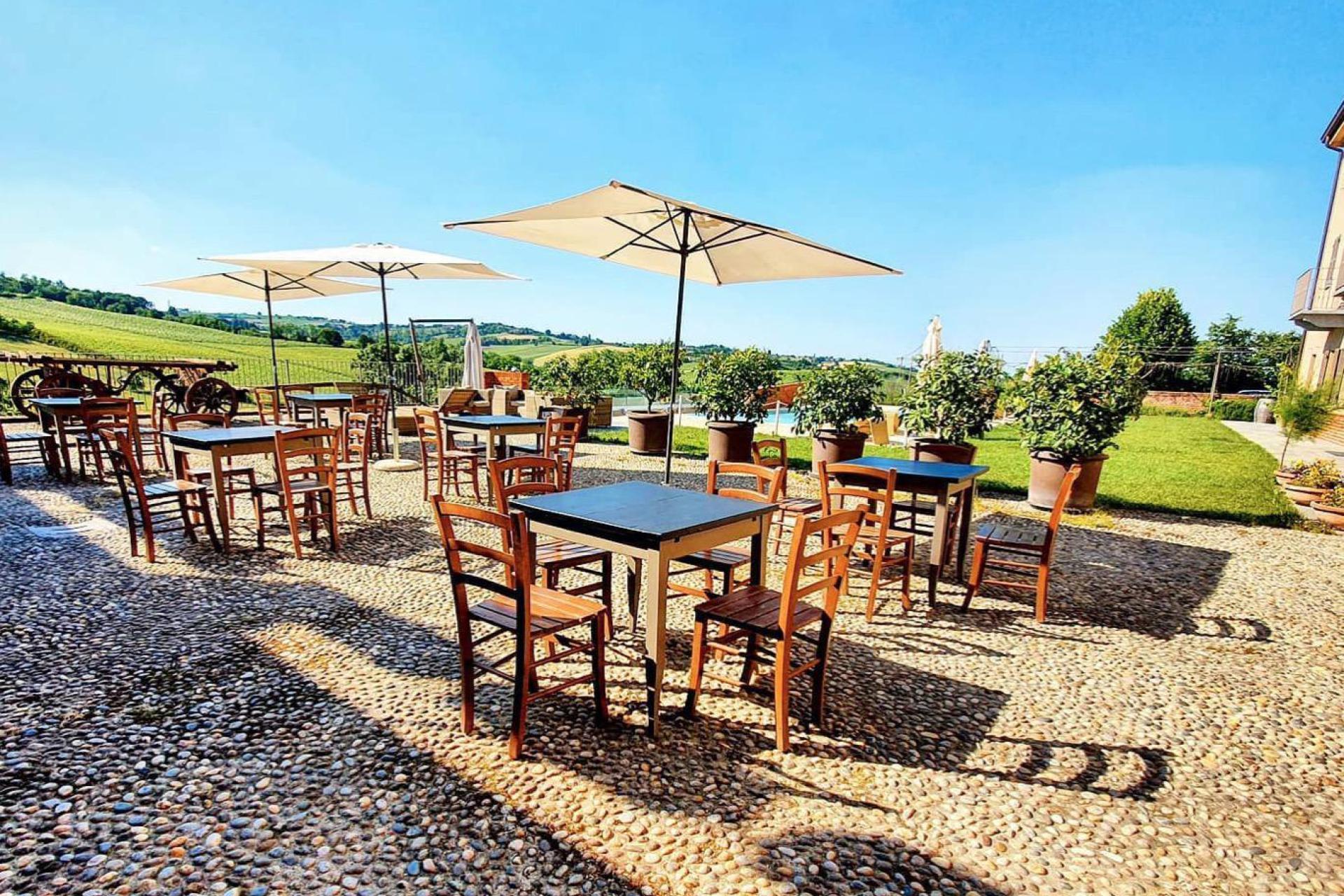 Agriturismo Piemonte Elegante agriturismo in Piemonte voor fijnproevers