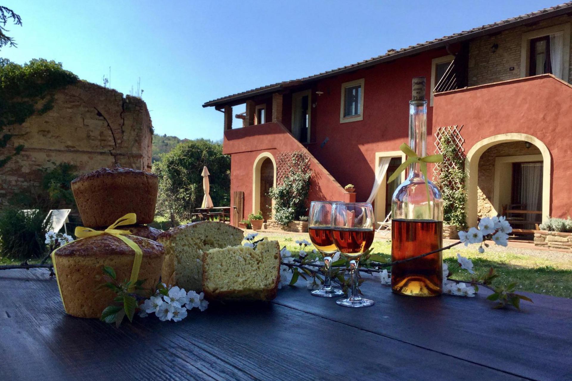 Agriturismo Toscane Erg leuke agriturismo in Toscane met restaurant