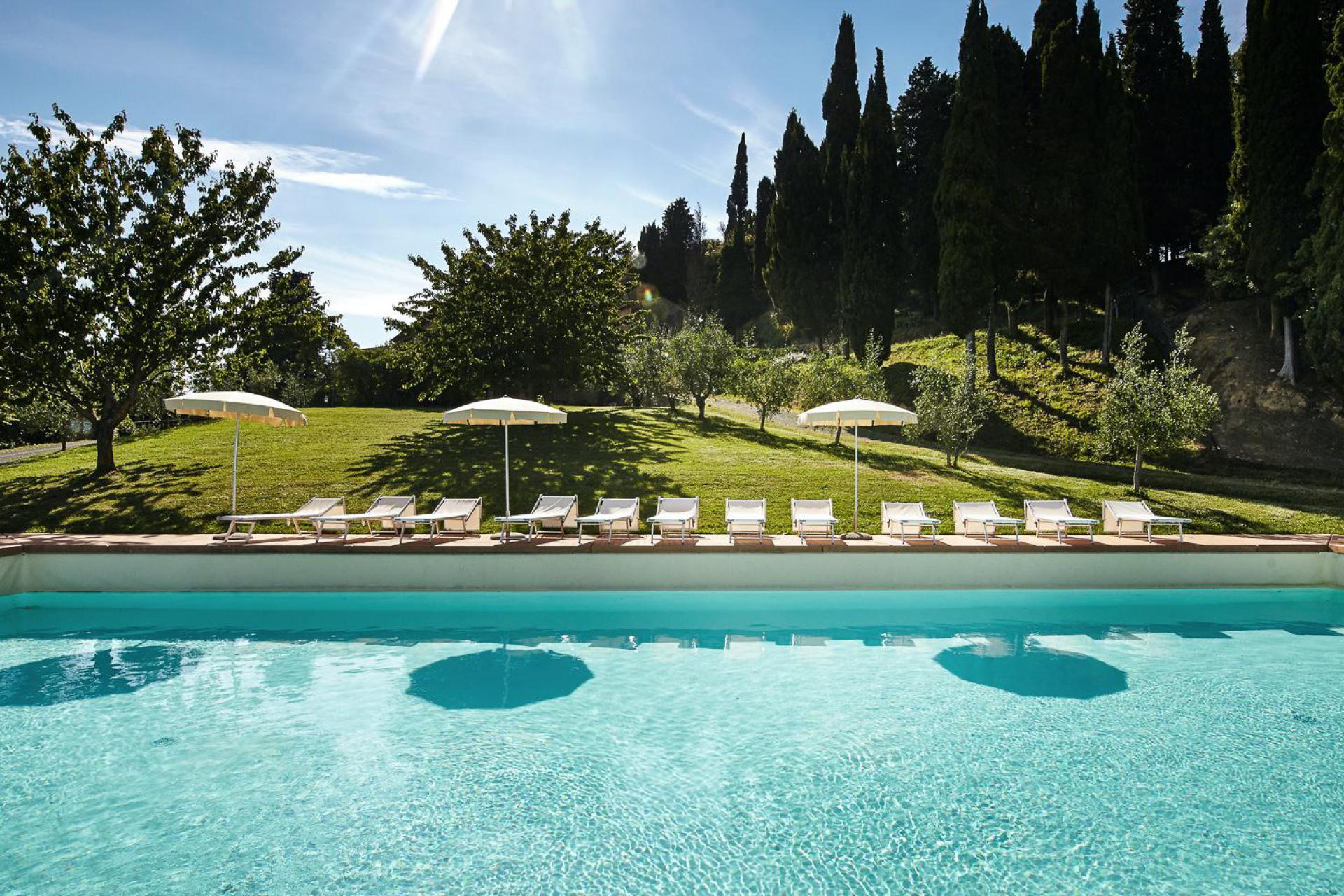 Agriturismo Toscane Familievriendelijke agriturismo is het hart van Toscane