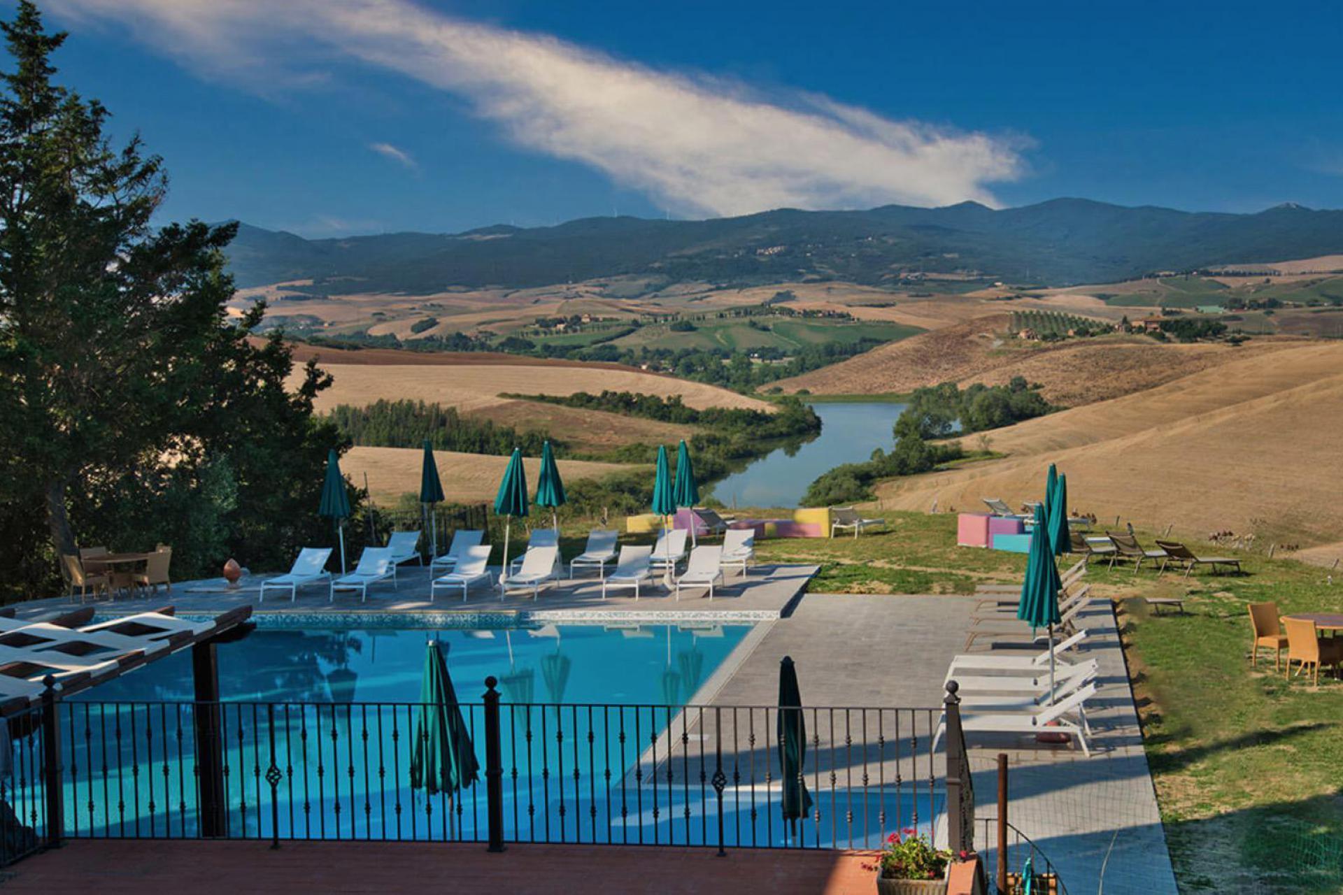 Agriturismo Toscane Glamping Toscane, ideaal voor families