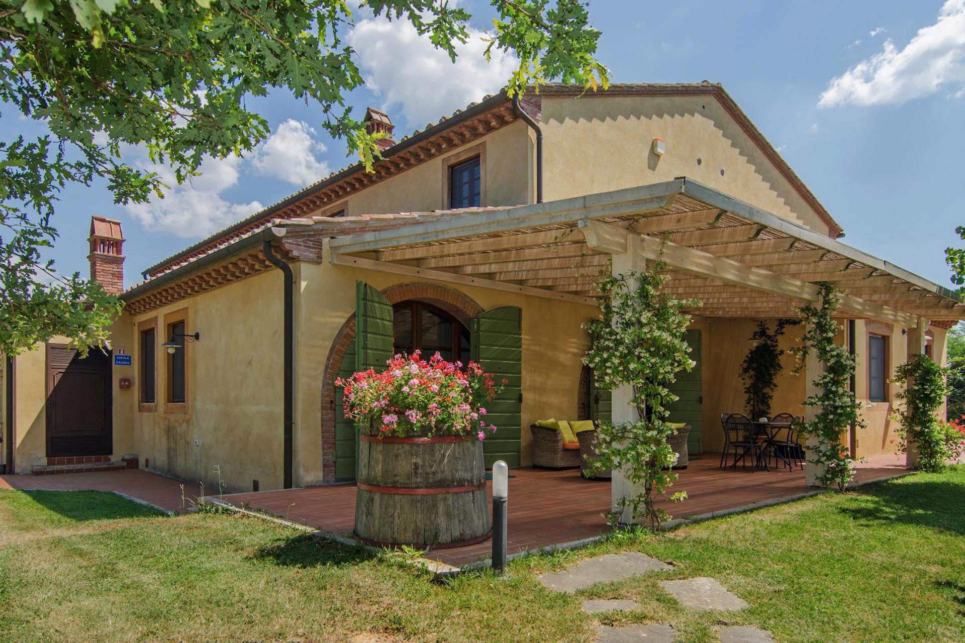 Agriturismo Toscane Kindvriendelijke agriturismo bij Lucca, Toscane
