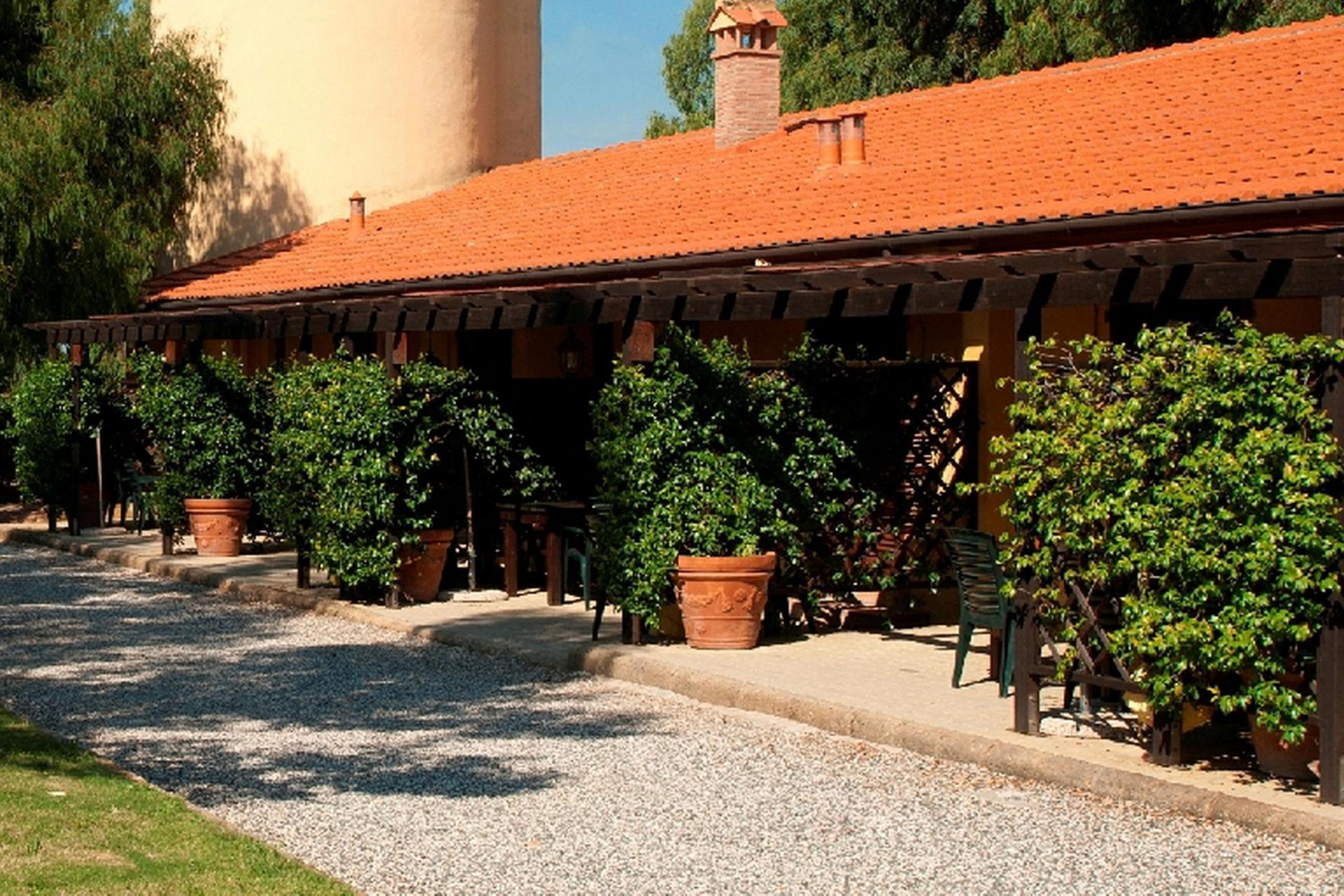 Agriturismo Toscane Kindvriendelijke agriturismo in Toscane nabij het strand