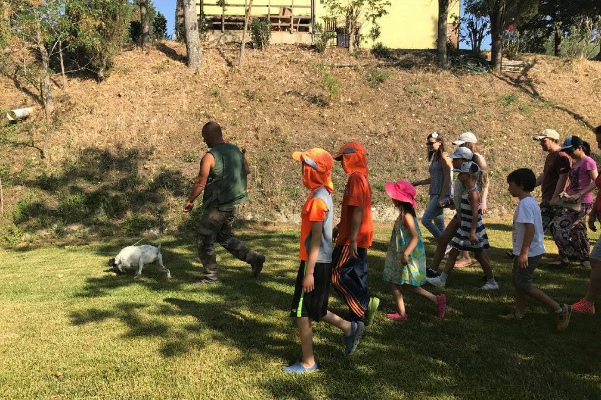 Agriturismo Toscane Kindvriendelijke agriturismo Toscane met groot zwembad