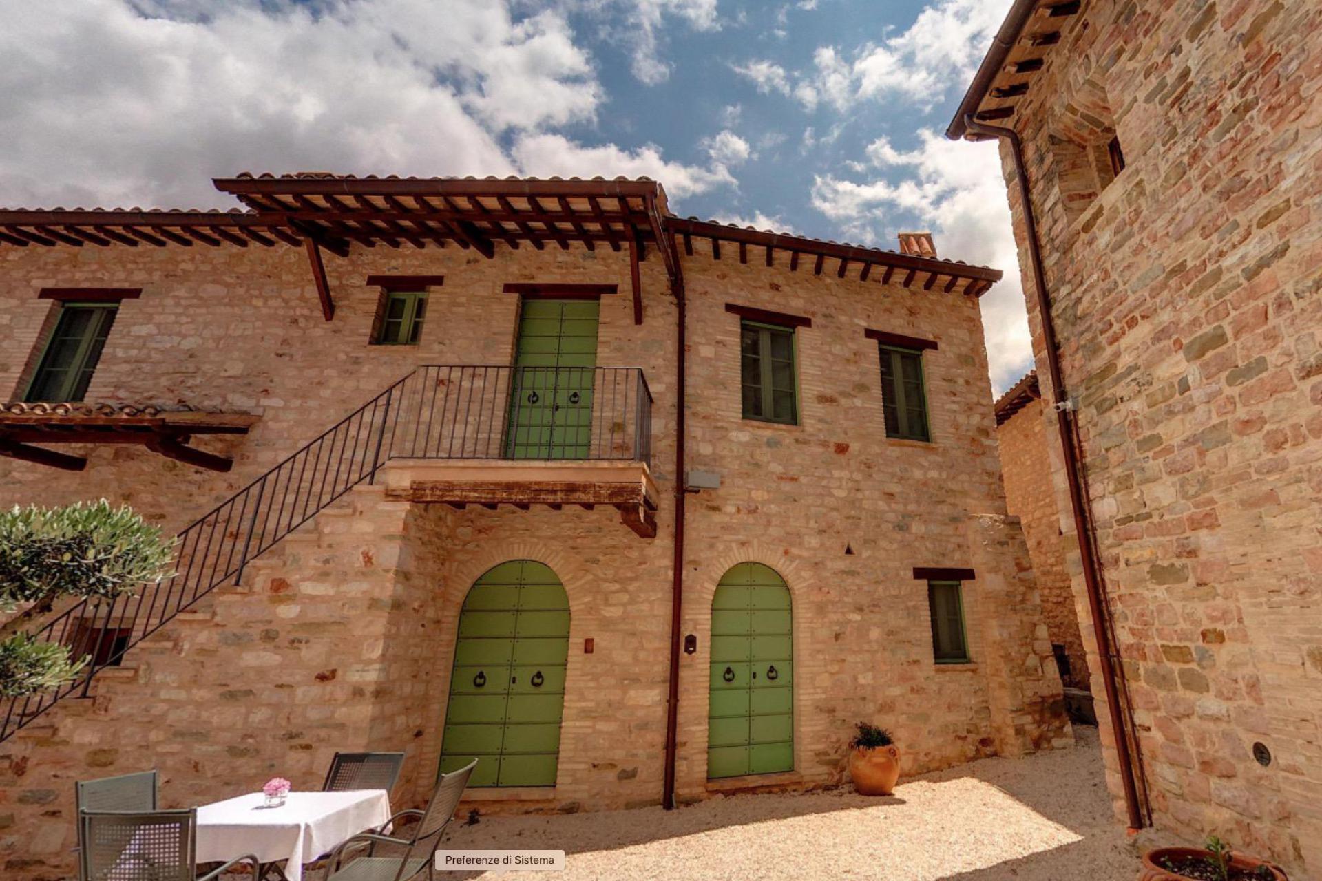 Agriturismo Umbrie Klein resort in Umbrië voor de hele familie