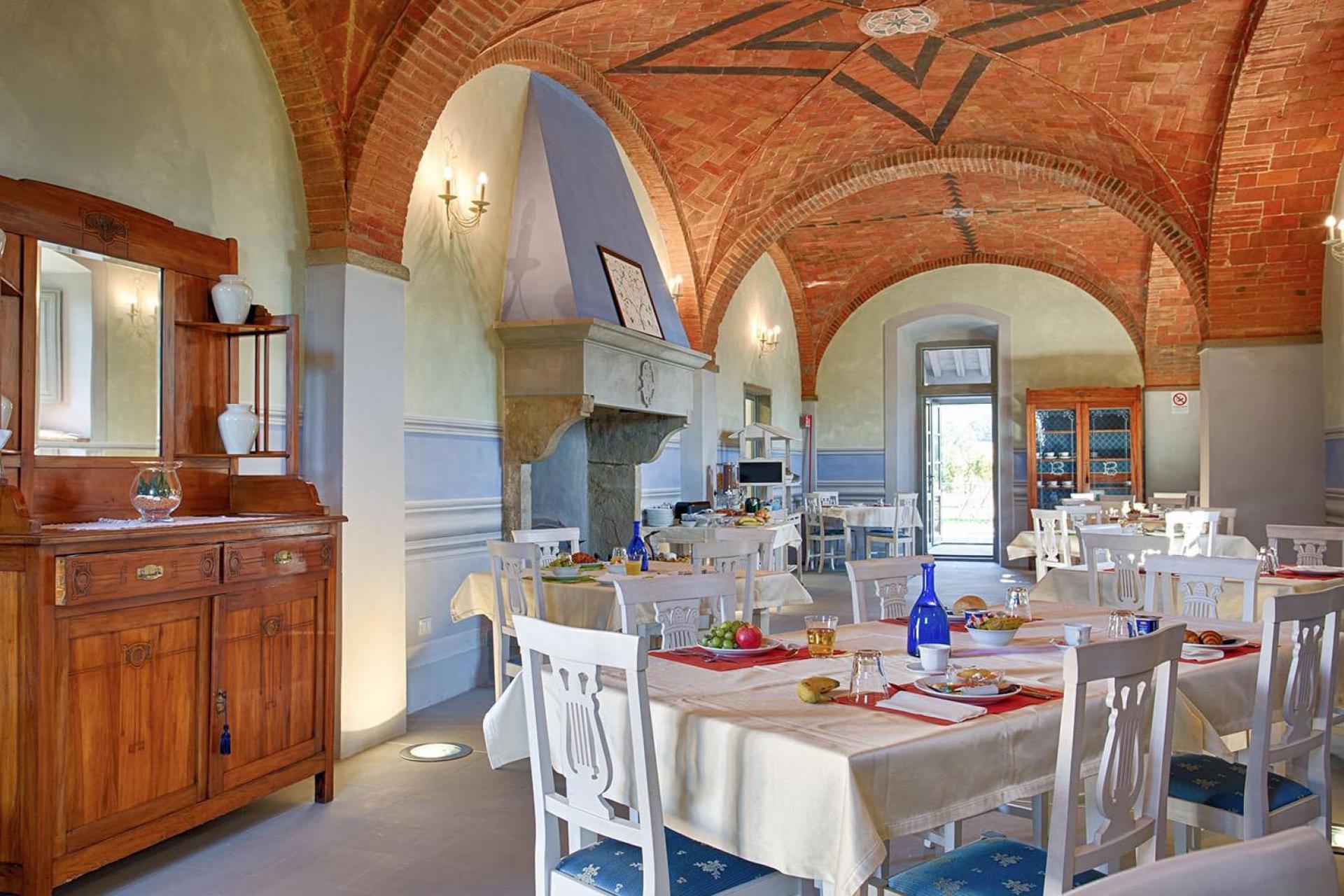 Agriturismo Toscane Leuke agriturismo met gezellig restaurant op loopafstand