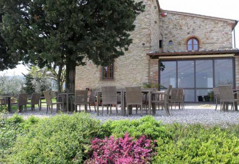 Agriturismo Toscane Levendige agriturismo met kamers in Toscane