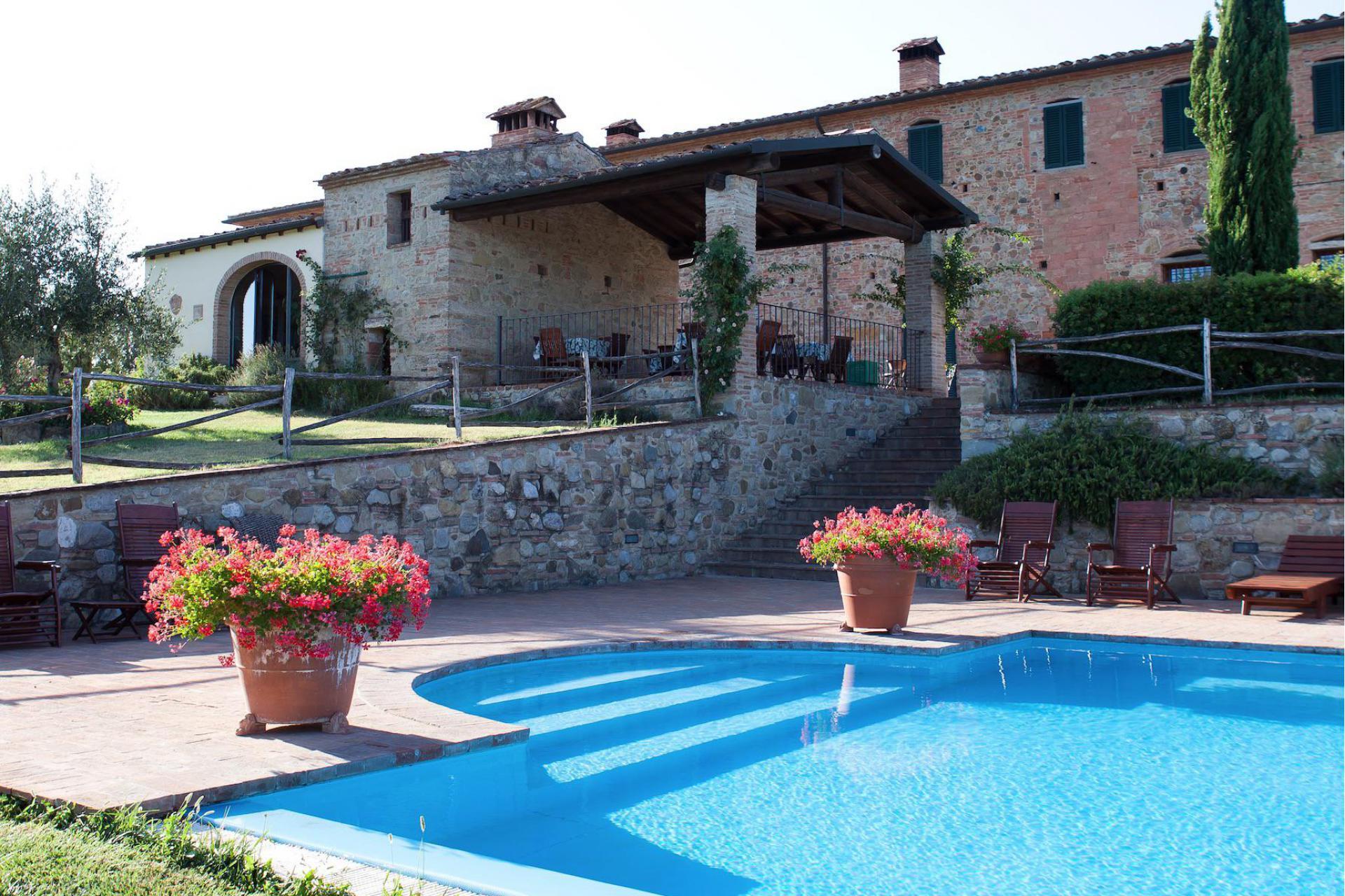 Agriturismo Toscane Luxe agriturismo in Toscane met prachtig uitzicht