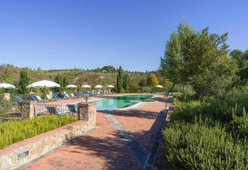 Agriturismo Toscane Luxe agriturismo zeer centraal in Toscane