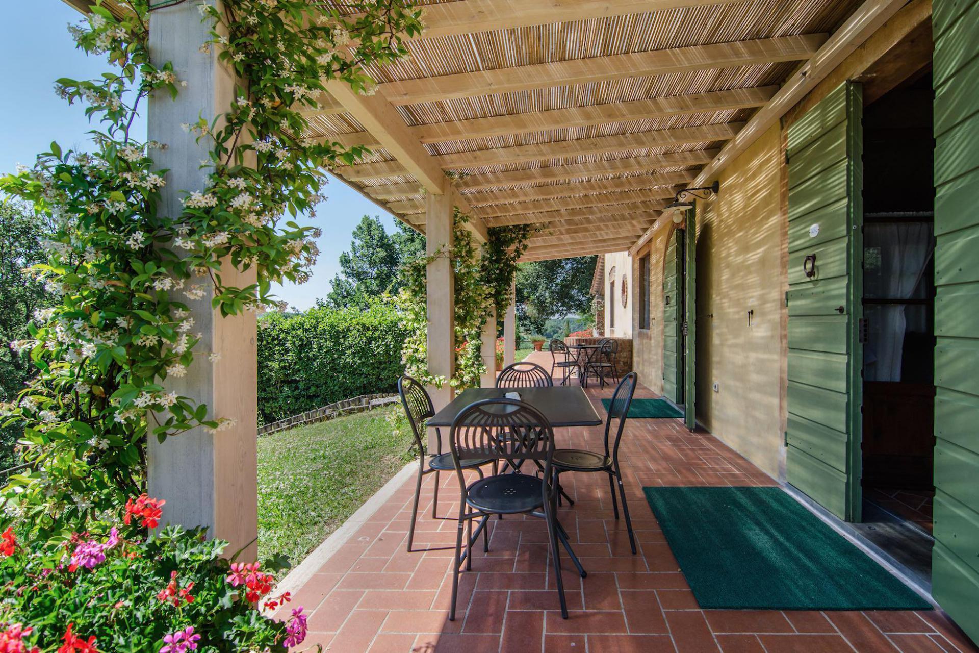 Agriturismo Piemonte Moderne appartementen bij gastvrije familie in Piemonte