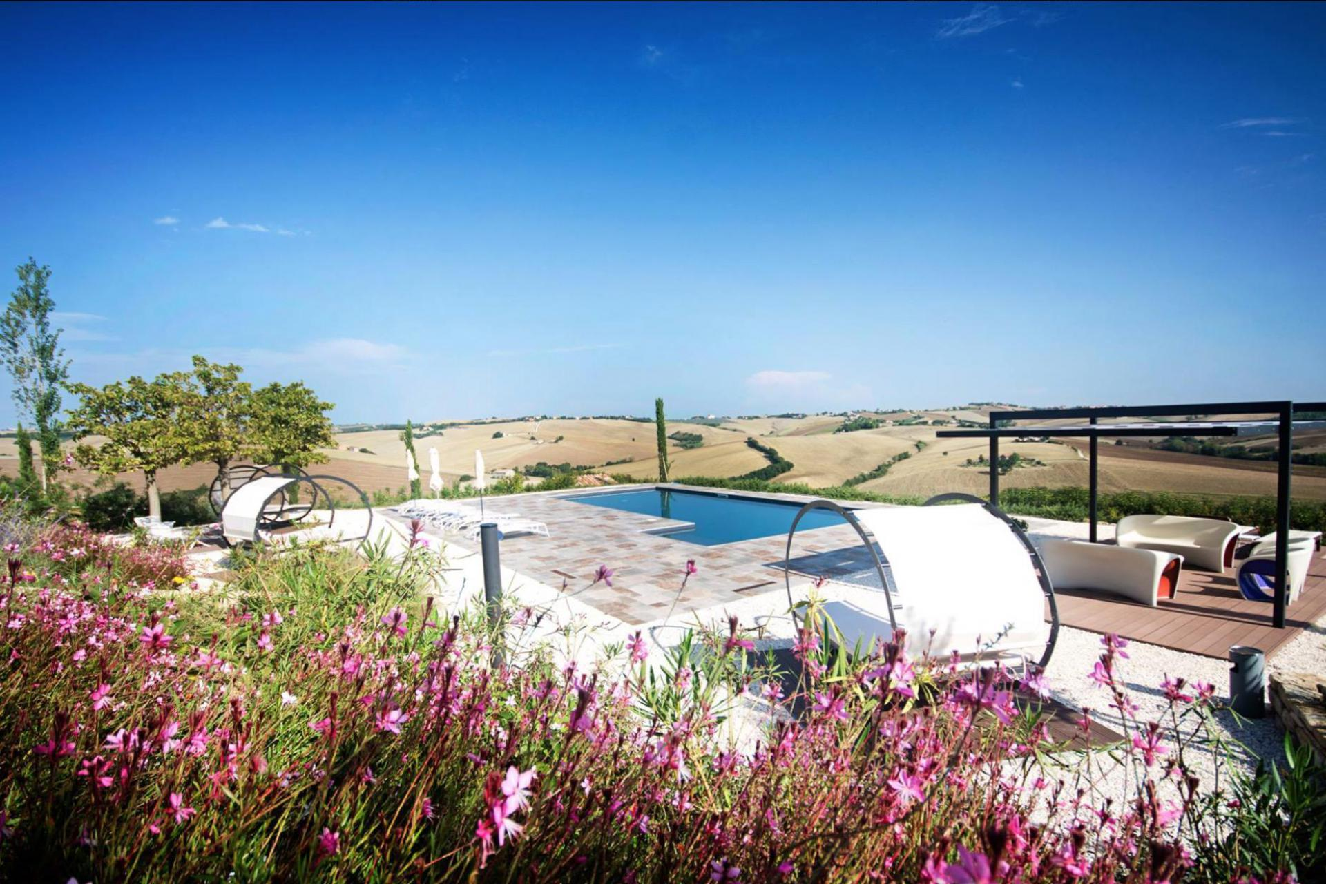 Agriturismo Le Marche Mooi country house in de Marche met bistrot