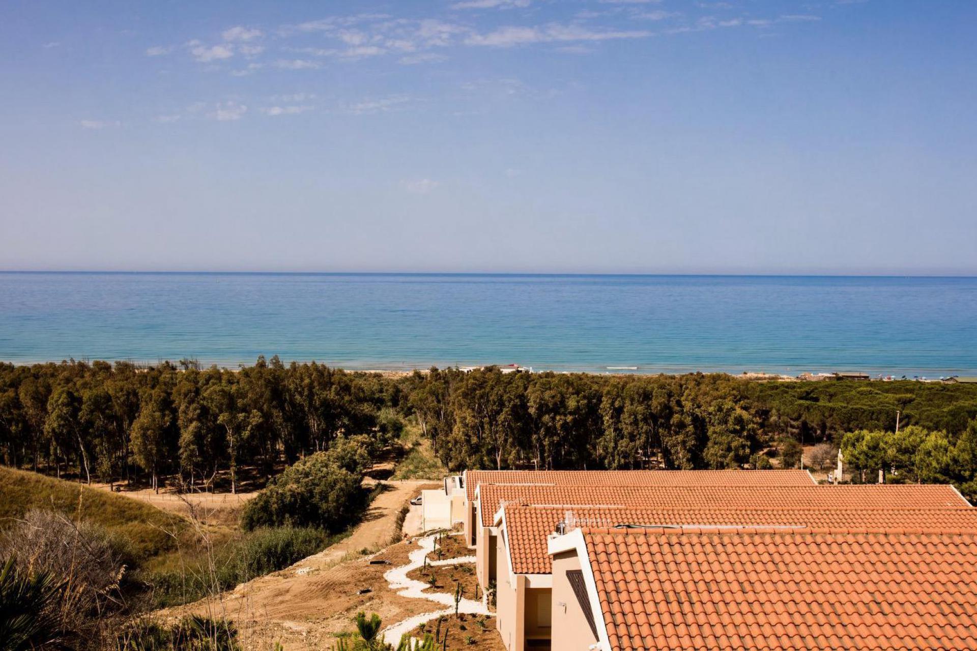 Agriturismo Sicilie Residence op 200 meter lopen van zee