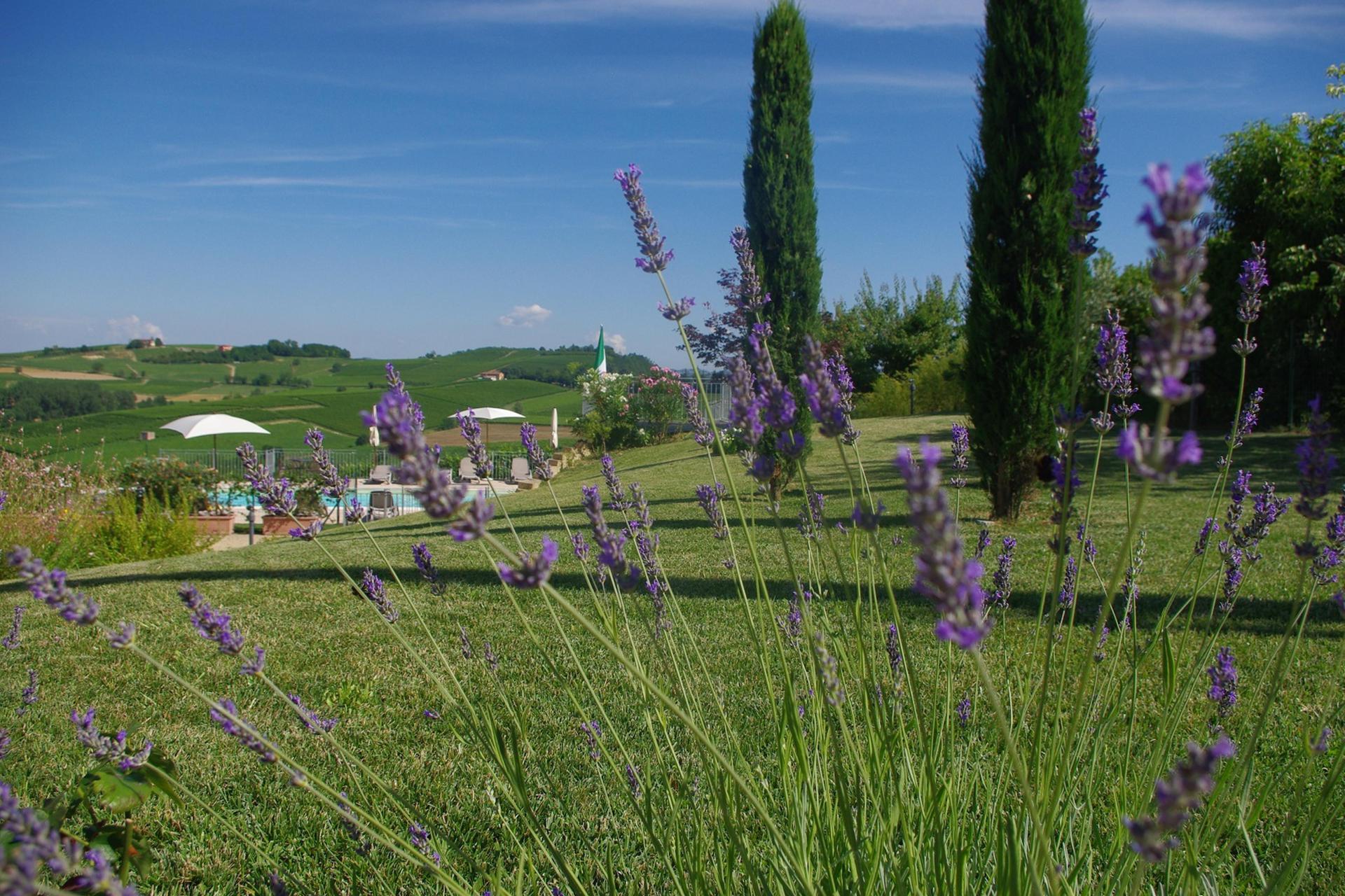 Agriturismo Piemonte Romantische agriturismo in de heuvels van Piemonte