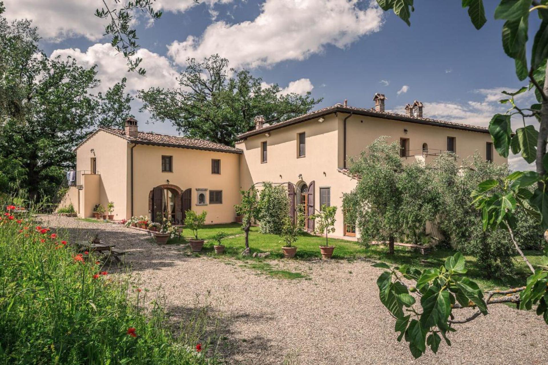 Agriturismo Toscane Rustige agriturismo in Toscane met prachtig uitzicht