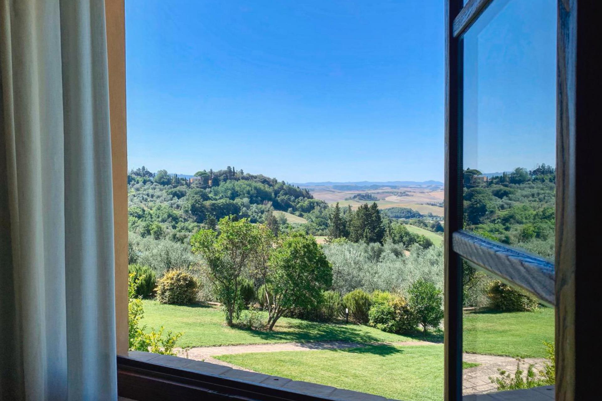 Agriturismo Toscane Rustige agriturismo tussen de wijngaarden in Toscane