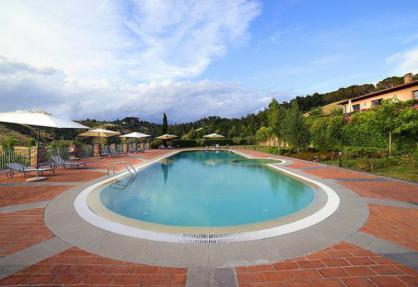 Luxe agriturismo zeer centraal in Toscane