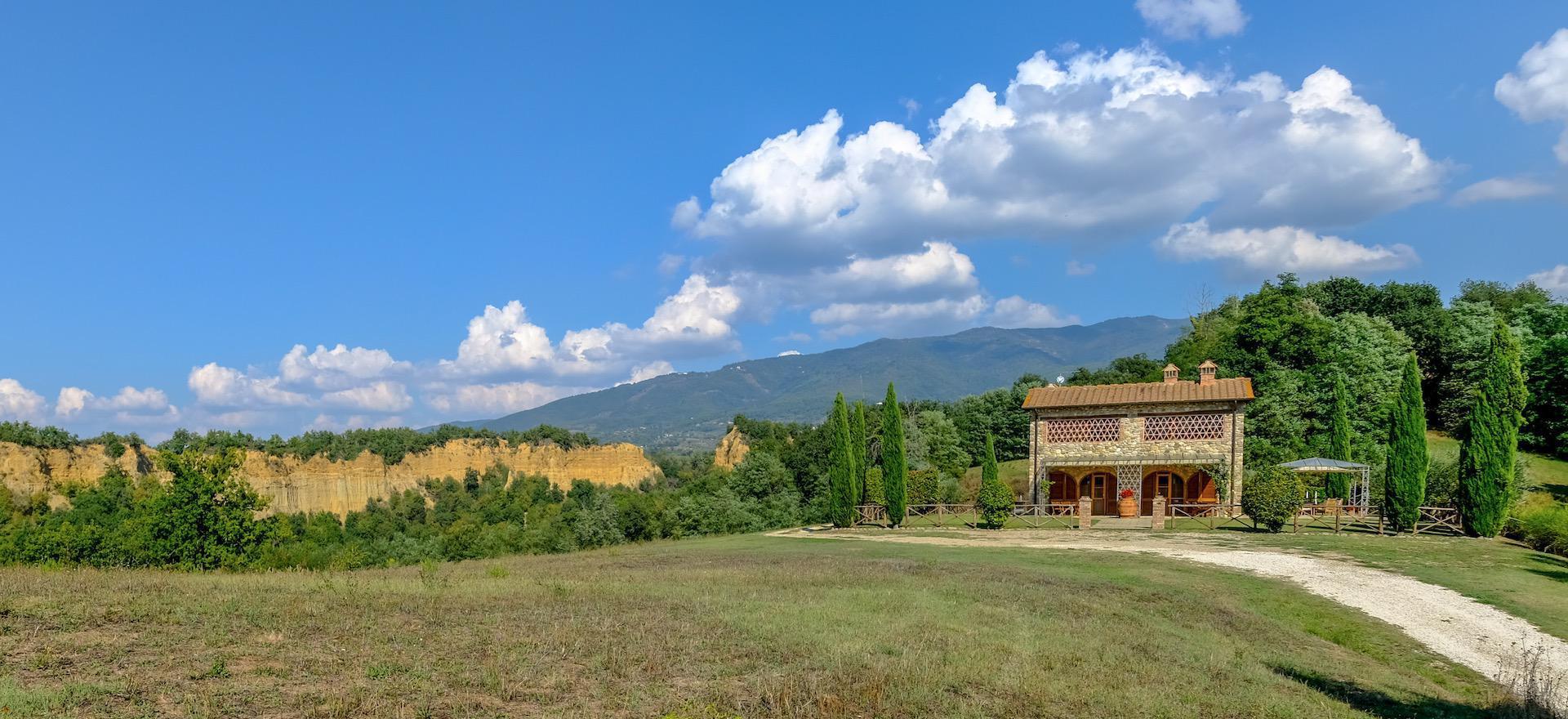Agriturismo Toscane Agriturismo bij Florence op prachtig landgoed