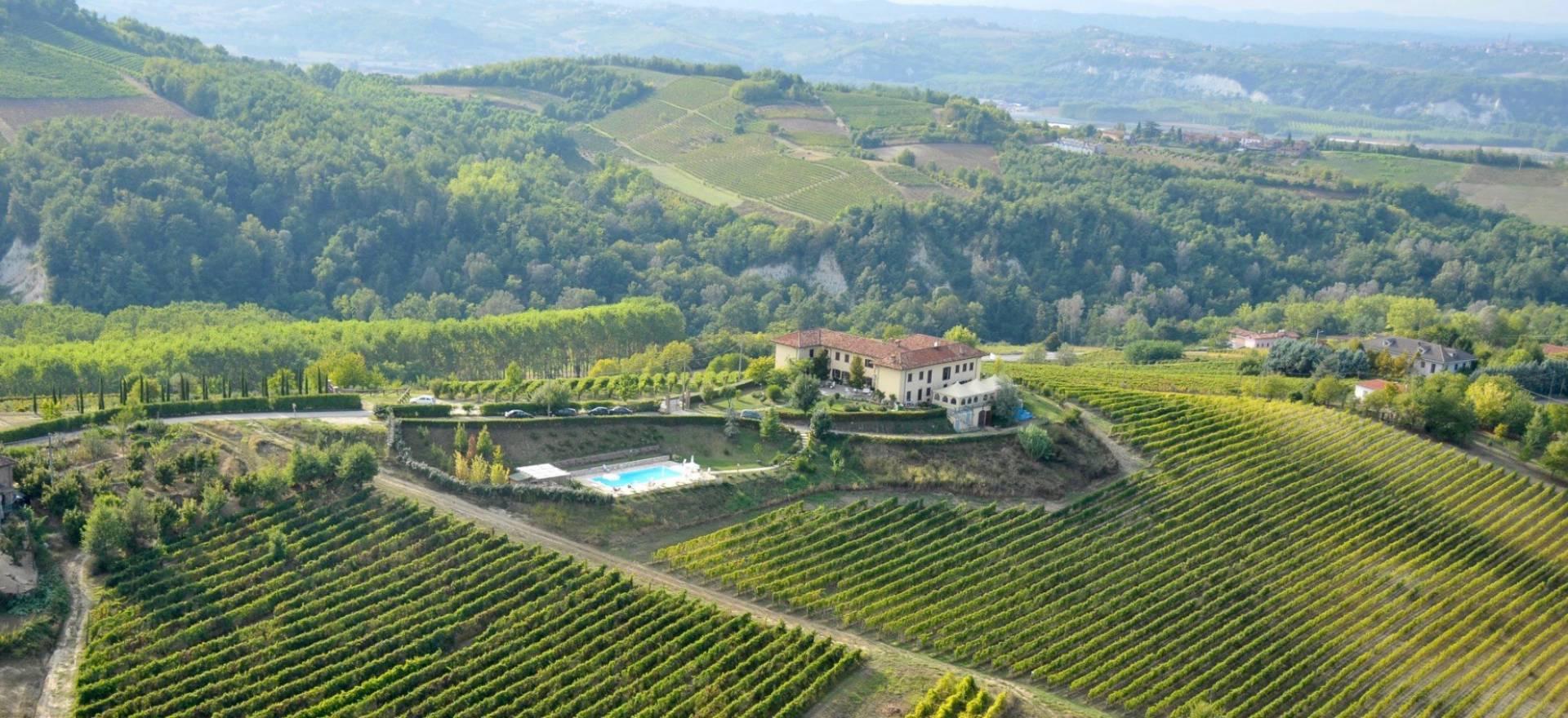 Agriturismo Piemonte Agriturismo en wijnboerderij in Piemonte