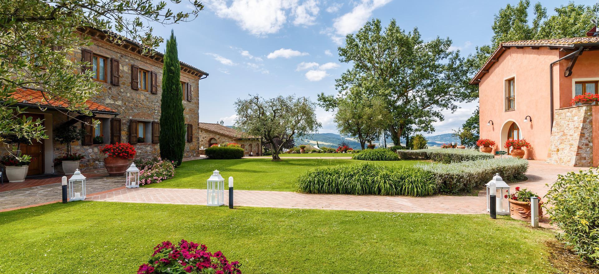 Agriturismo Toscane Agriturismo in Toscane, centraal gelegen en mooi uitzicht