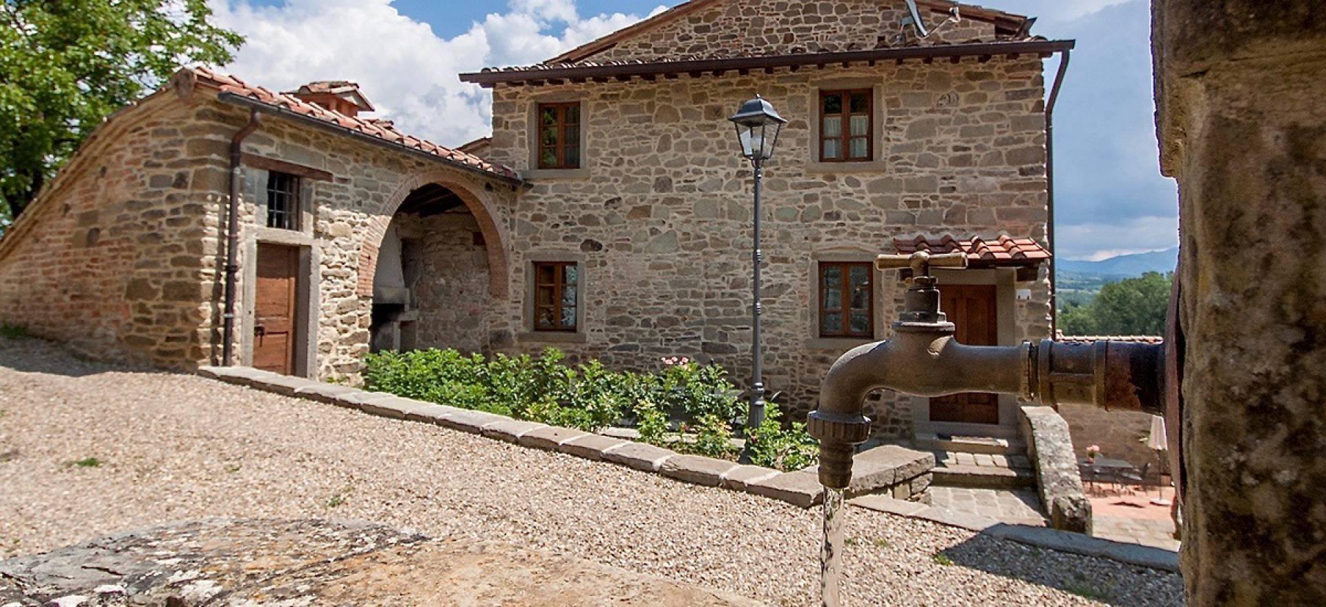 Agriturismo Toscane Agriturismo in Toscane ideaal voor 4 gezinnen
