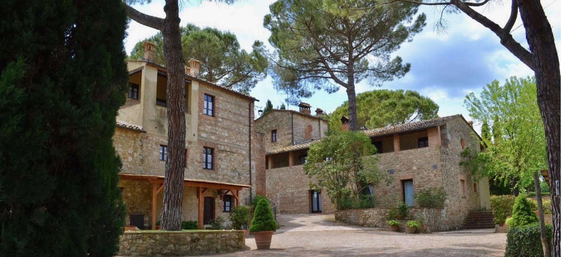 Agriturismo Toscane Agriturismo in Toscane: karakteristiek en centrale lokatie
