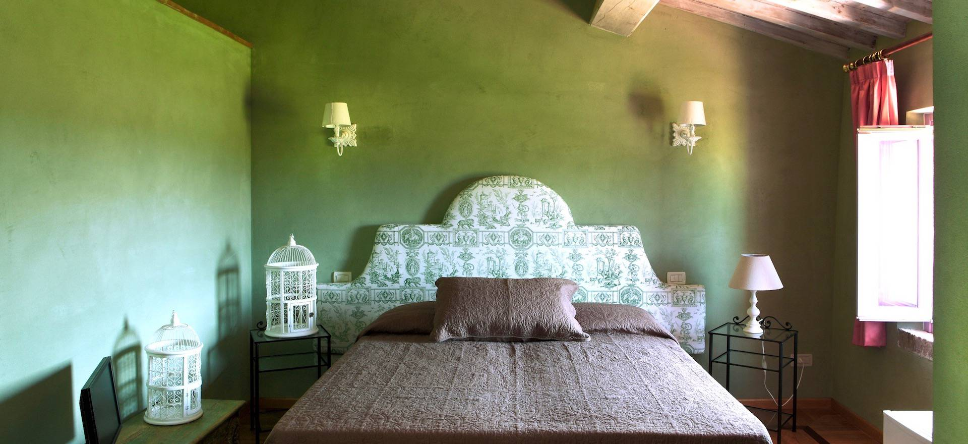 Agriturismo Toscane Agriturismo in Toscane met bijzonder stijlvolle kamers