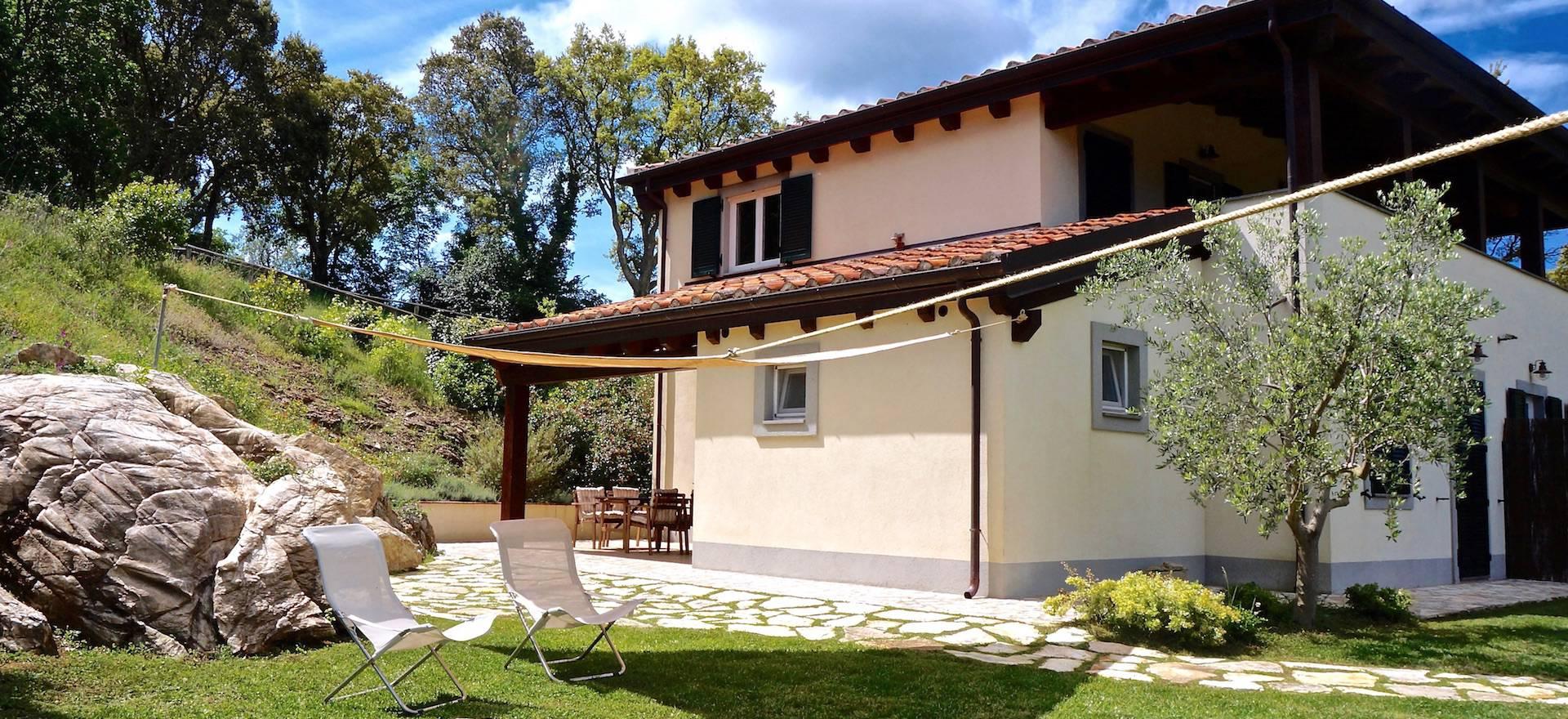 Agriturismo Toscane Agriturismo in Toscane met comfortabele en luxe huizen