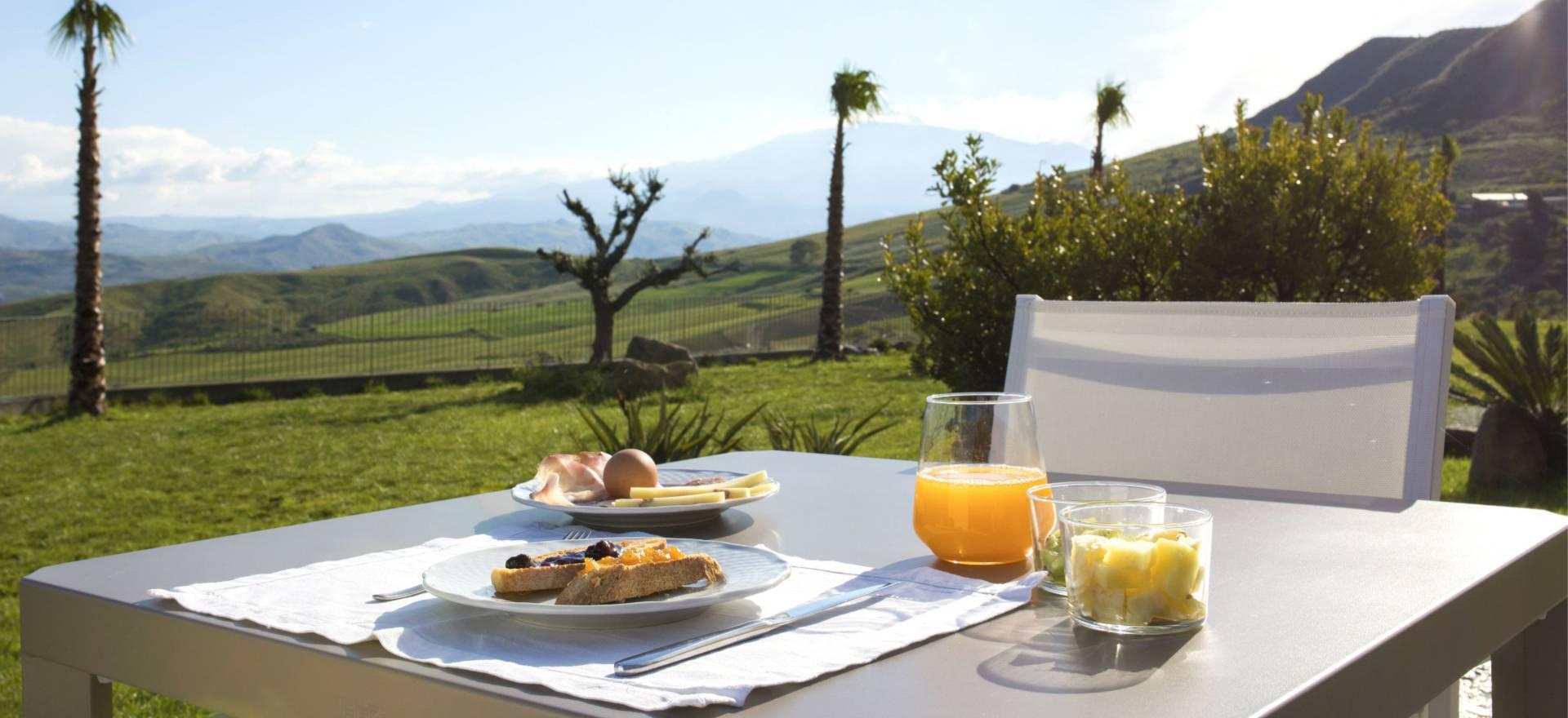 Agriturismo Sicilie Agriturismo met restaurant nabij de Etna