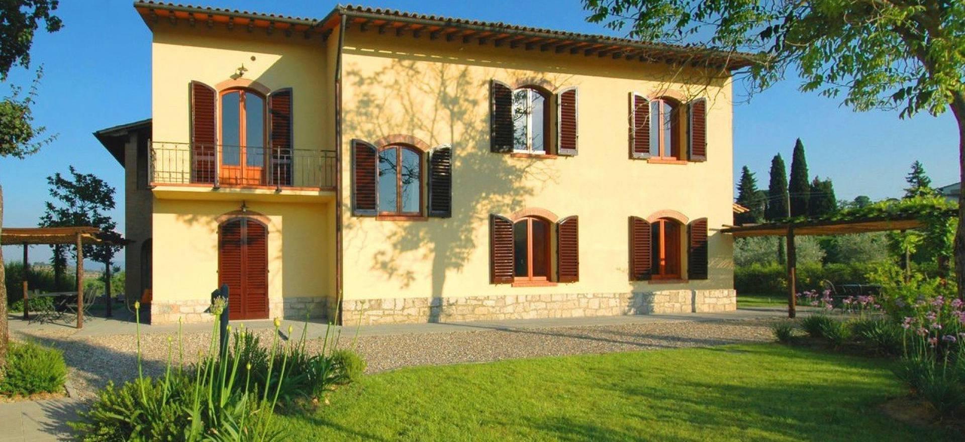 Agriturismo Toscane Agriturismo Toscane, knus en uitzicht op San Gimignano