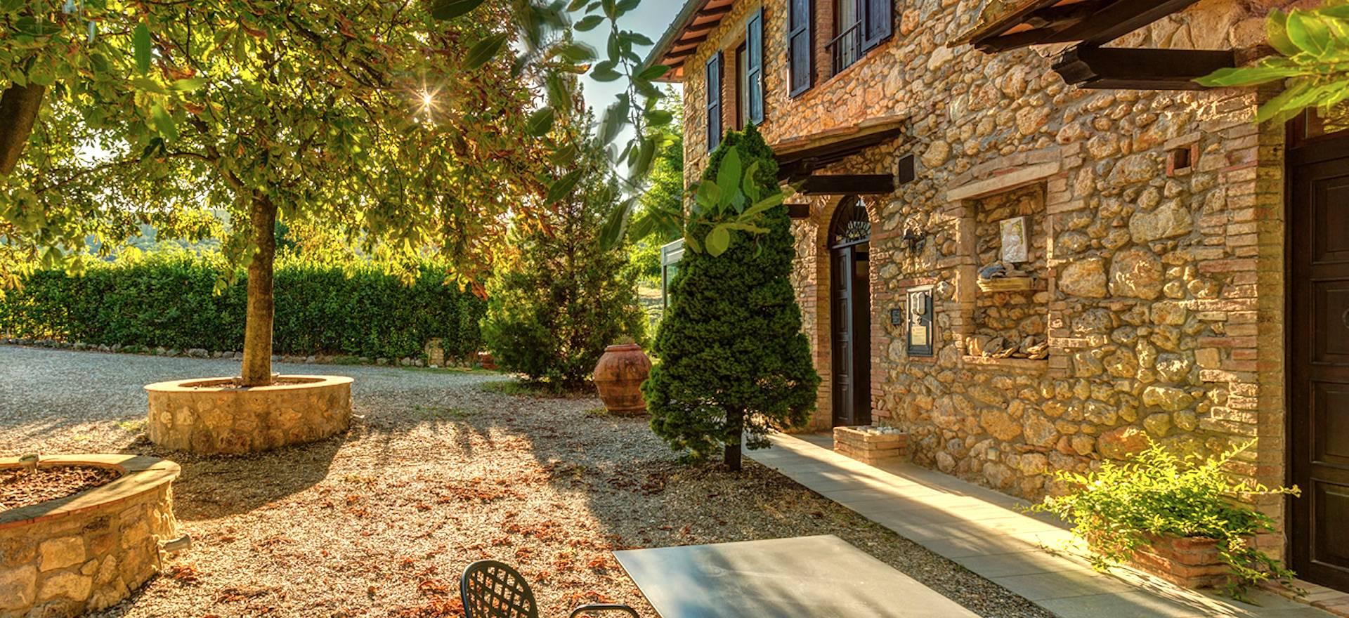 Agriturismo Toscane Agriturismo Toscane bij San Gimignano met restaurant
