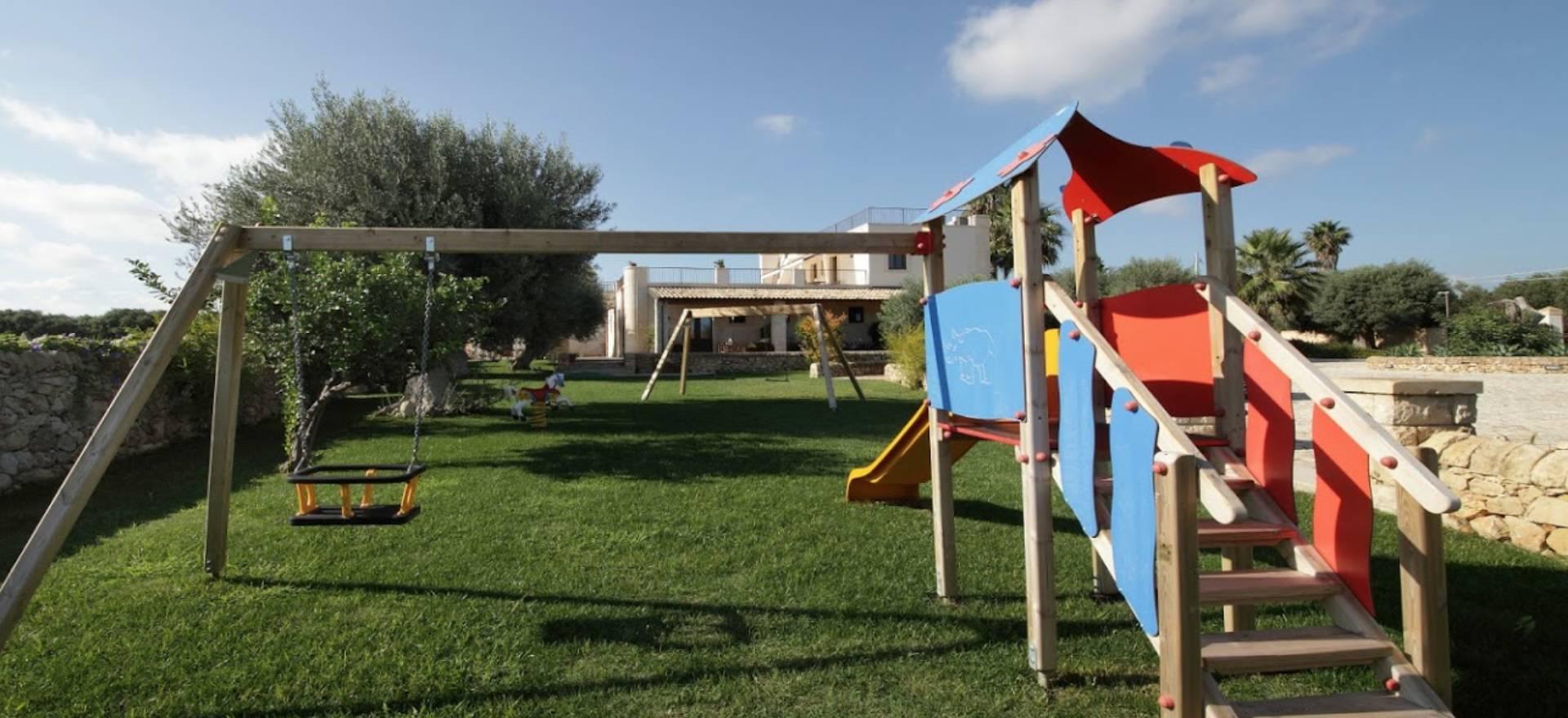 Agriturismo Sicilie Agriturismo vlakbij strand en met groot zwembad