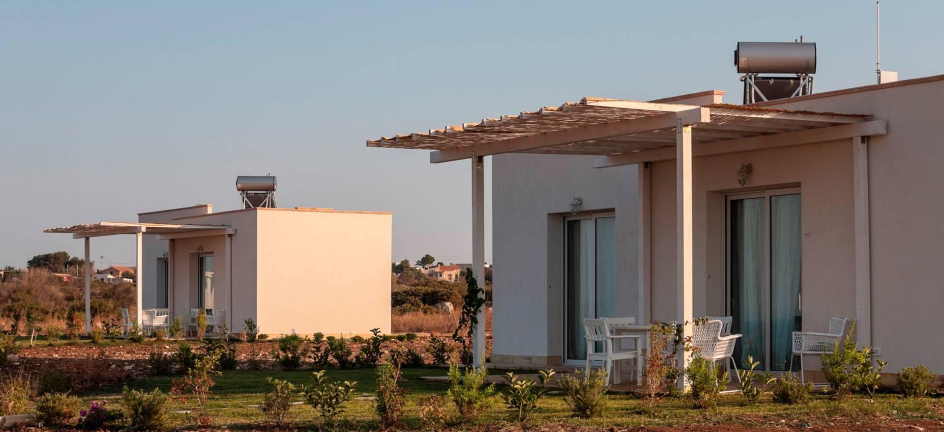 Agriturismo Sicilie Cottages op prachtige plek aan zee vlakbij Siracusa