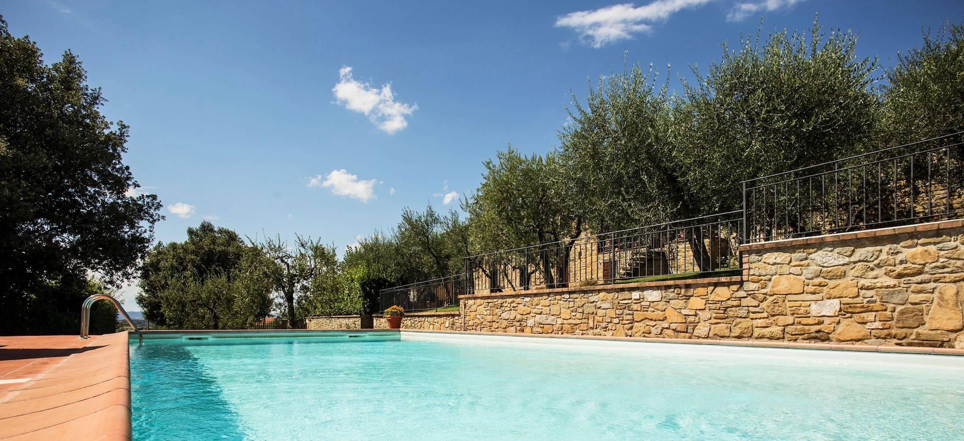 Agriturismo Toscane Gemoedelijke agriturismo in de buurt van Cortona