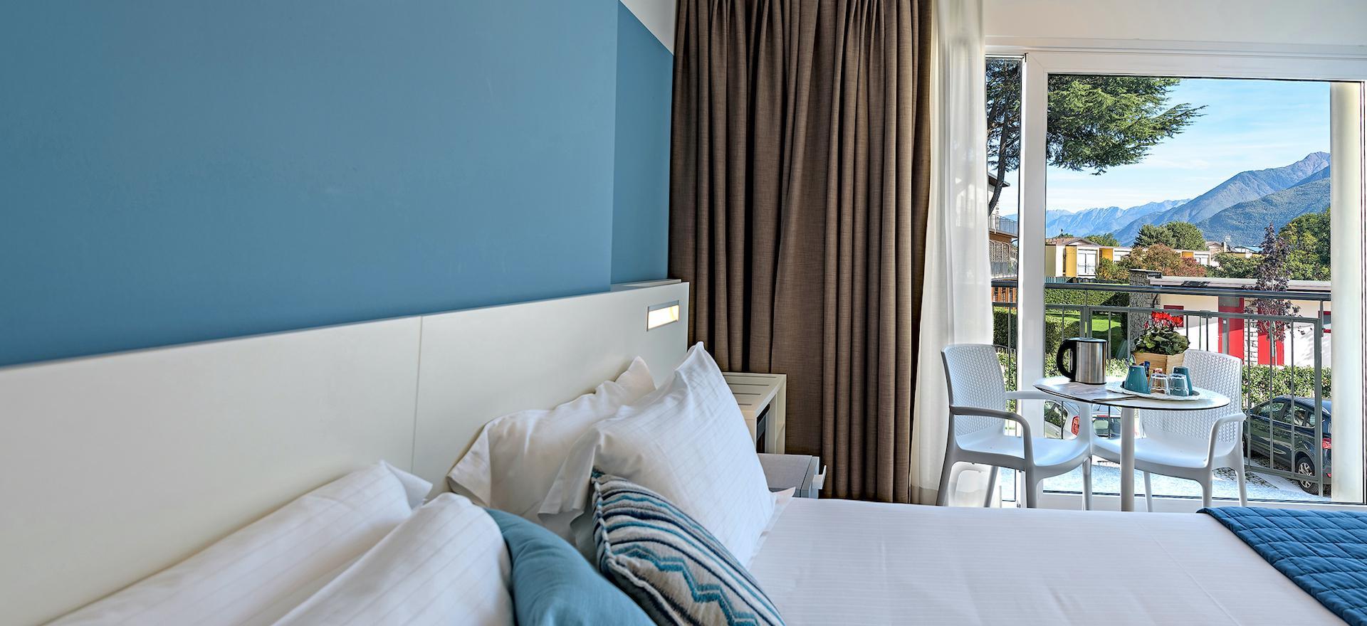 Agriturismo Comomeer en Gardameer Hotel direct aan het Comomeer en de kiezelstranden