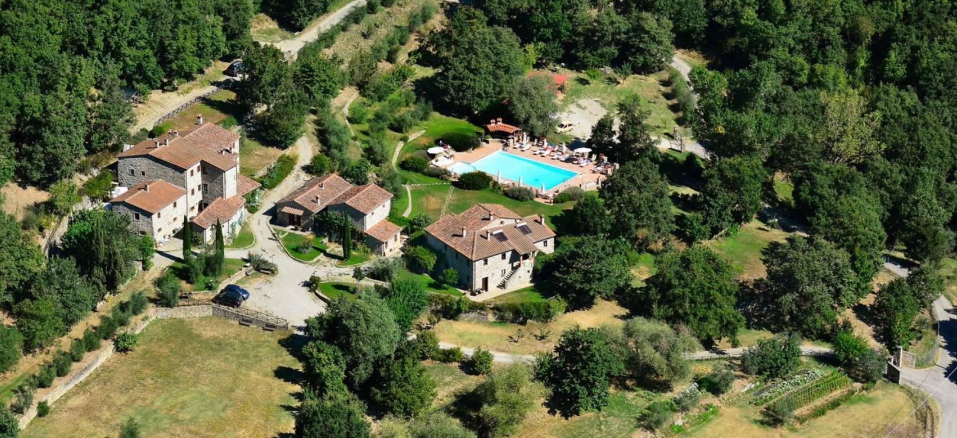 Agriturismo Toscane Kindvriendelijke en levendige agriturismo in Toscane
