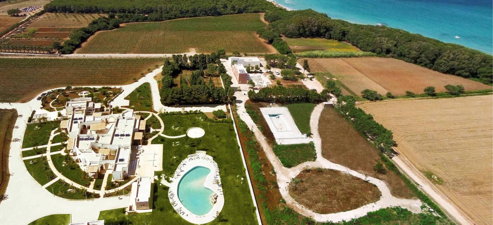 Agriturismo Puglia Luxe agriturismo in Puglia, dichtbij zee