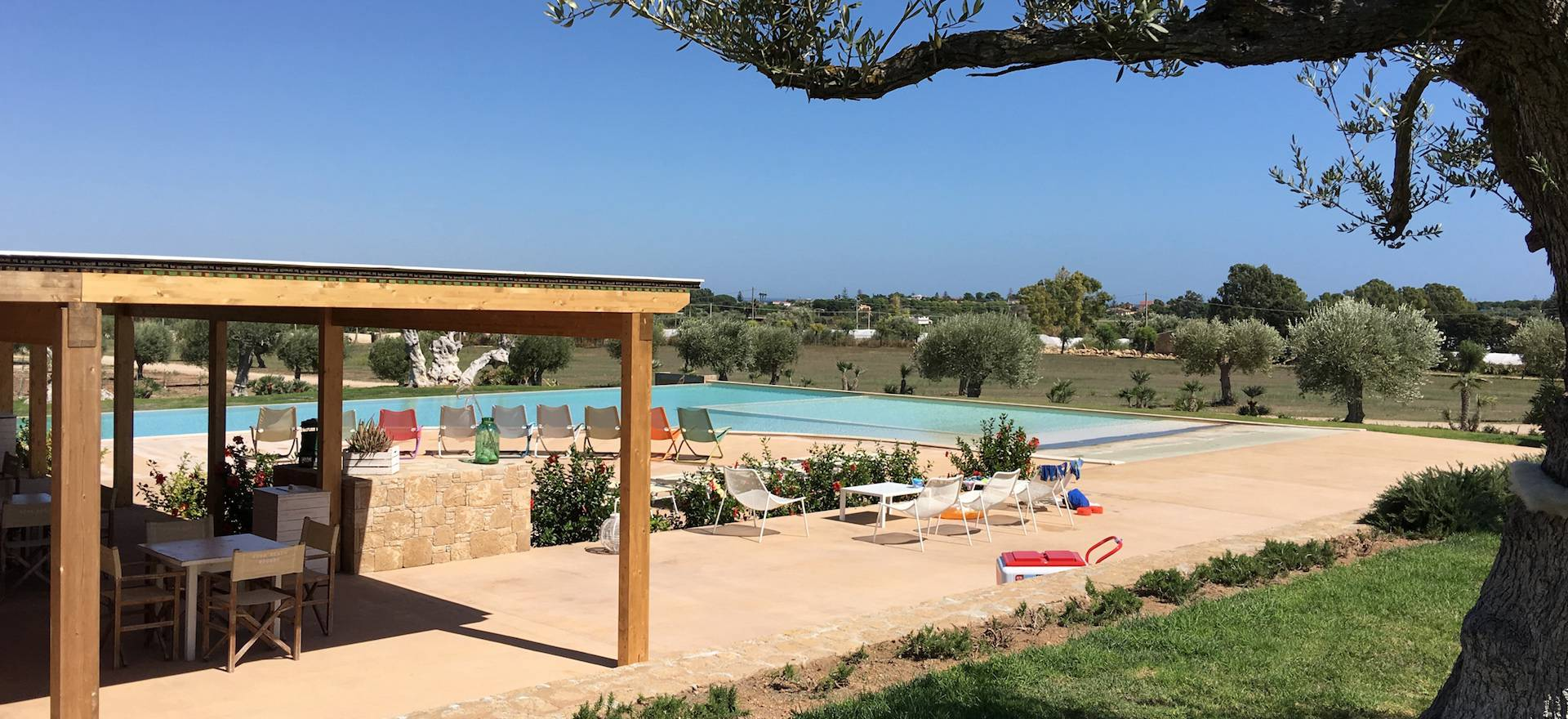 Agriturismo Sicilie Luxe agriturismo vlakbij het strand