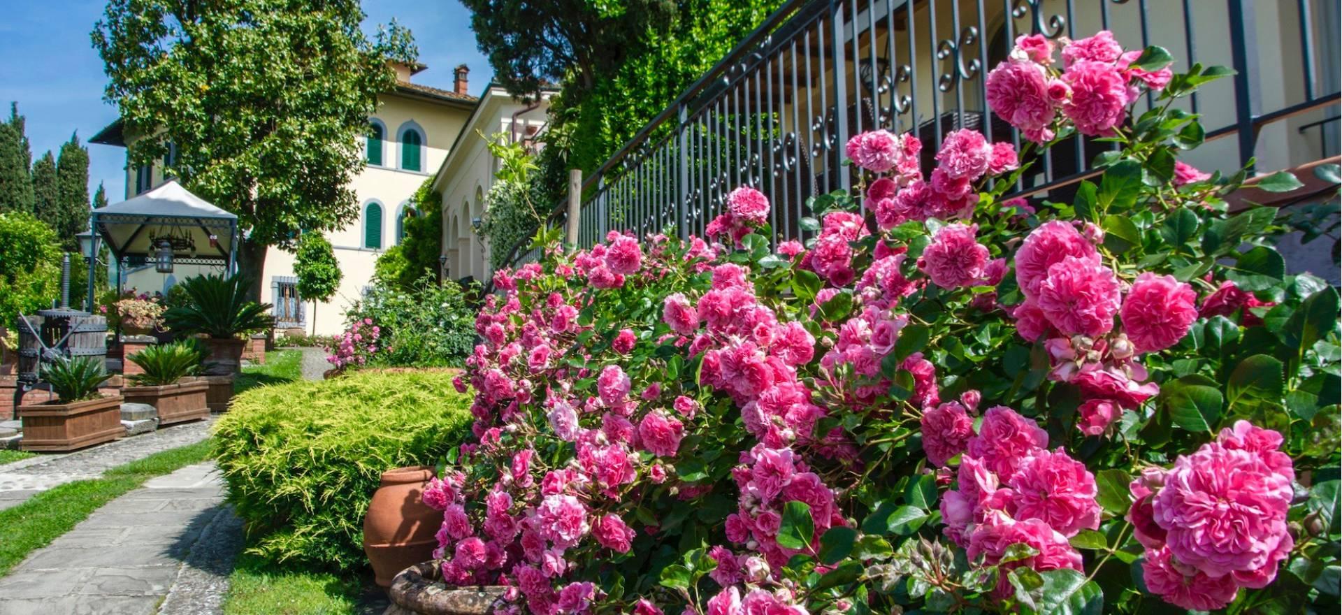 Agriturismo Toscane Romantische agriturismo in statige villa in Toscane