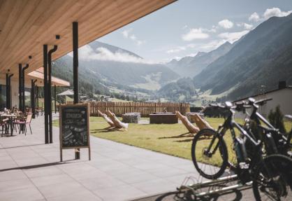 Luxe agriturismo in de bergen met bistrot en wellness